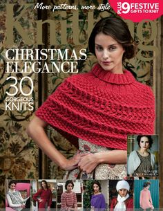 Knitting Christmas Elegance