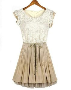 country style dresses for women | ... women's dress 2013 summer new style large size lace chiffon dress
