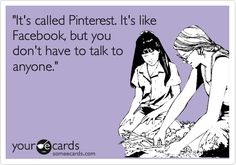 Perhaps the number one reason I love Pinterest.