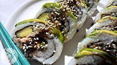 Sushi, Dragon Rolls