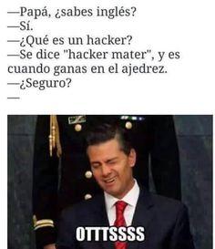 ??????????????? Memes muy divertidos: ??Qu?? significa hacker? I??????