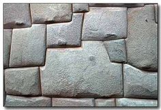 Ancient Technology Theory~ This wall is a piece of ancient architecture from Puma Punku, carved of diorite which has a hardness scale of 9 and can only be cut by diamond. Built in 700-1,000 AD, we still cannot replicate this archetectural marvel today with all of our modern technology. It is said the stones appear to be fused without mortar, with no daylight between them and edges sharp enough to cut yourself on if you rub them.