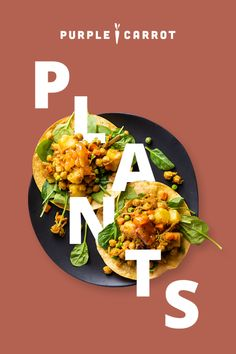 Colorful, creative, and plant-based dishes delivered to your door weekly. Food Graphic Design, Food Menu Design, Food Poster Design, Web Design, Plant Based Meal Delivery, Food Banner, Food Advertising, Nutrition, Foto Art