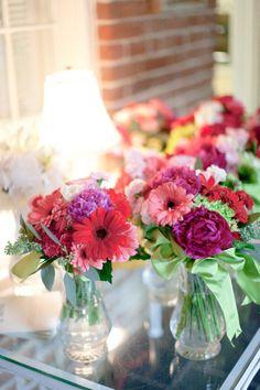 #gerbera daisy wedding  gerbera daisies