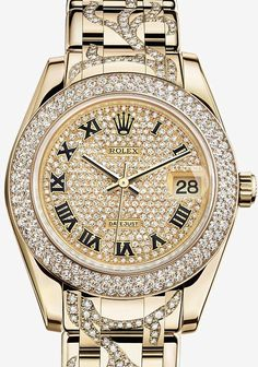 Emmy DE * Rolex #diamonds #gold