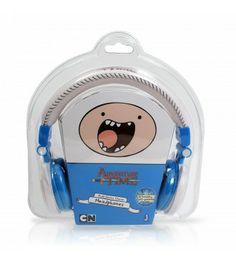 Наушники Finn Adventure Time-Время приключений Headphones