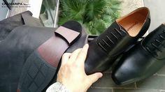 CHAMARIPA - Mens Elevator Dress Shoes Lift Shoes Add Height - 2.95 Inche...