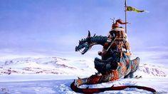 #4k wallpaper dragon (3840x2160)