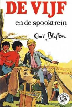 Hebban.nl   Young Adult   Klassiekers: De Vijf - Enid Blyton