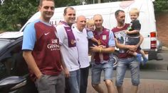 1982 Legends Deliver Aston Villa Away Shirt - The Perfect Sunday