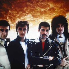 Queen - Freddie Mercury, y u have to die? :(