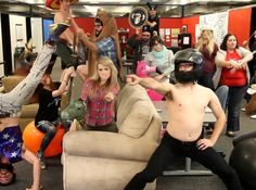 5 Cool And (Slightly) Car Related Harlem Shake Videos