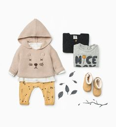 Looks - Neonata - Bambini | ZARA Italia