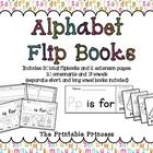 31 total flip books to help students learn letters and beginning sounds.  21 consonant books and 10 vowel books. 2 for each vowel. Practice fine motor skills, letter recognition and sound recognition with one activity!