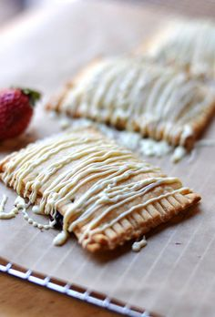 homemade pop tart recipe