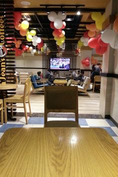 Eid festivity at gloria jean's coffees