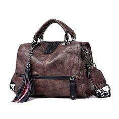 Brand Vintage Real Leather Tassel Luxury Handbag Women Bags Designer Handbags High Quality Ladies Hand Bags For Women 2019 Bolsa Straw Handbags, Cheap Handbags, Luxury Handbags, Purses And Handbags, Designer Handbags, Cheap Purses, Popular Handbags, Luxury Purses, Summer Handbags