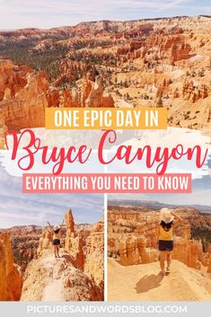 Incredible Things to Do in Bryce Canyon National Park | The Perfect One Day in Bryce Canyon Itinerary | Epic Bryce Canyon Hikes | Bryce Canyon Travel Guide | Bryce Canyon Photography | Utah Itinerary Inspiration | Utah Travel Tips | Utah Road Trip Inspiration | Utah National Parks | Utah Aesthetic