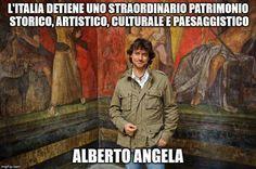 Meme di Stefania Piccin, dal gruppo Angelers - Fan di Alberto Angela