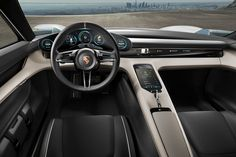 Porsche Mission E Concept Boasts 600 hp & 15 Minute Charging Time | Highsnobiety