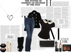 """Diario"" by natalia-robles-romero ❤ liked on Polyvore"