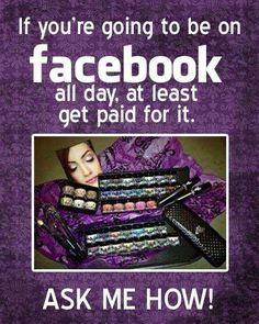 Younique is the first direct-sales company to market and sell almost exclusively through the use of social media.