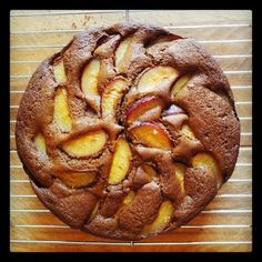 Vinspire: Cooking With Booze: The Boozy Baker's Plum Biercake