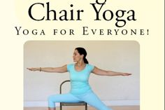 I am a self published author and full time yoga teacher since 1995. When I was sick with Lyme disease I had to adapt my own yoga practice in chairs and then trained to teach others who needed to do the same.  I have been teaching chair yoga at assisted living homes, libraries, companies and nonpr...
