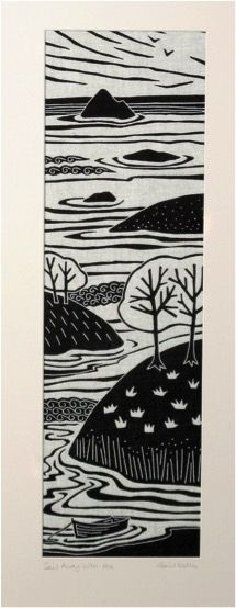 In Conversation with printmaker Gail Kelly