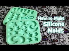 YouTube tutorial on how to make your own silicone mold for embeds