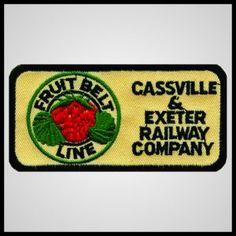 Cassville & Exeter Railway.  1896-1956.