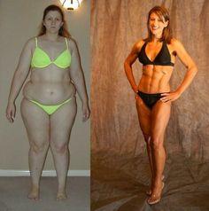 Как быстро похудеть в верхней части тела - упражнения и диета