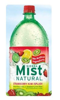 """""""Like"""" Sierra Mist on Facebook and play their spin game to win a $1.00 off coupon. Some stores are promoting this drink for a $1.00 so you could try it for free!"""