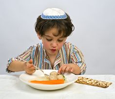 Sharing Passover with kids by mother of four, Rabbi Sara Sapadin.
