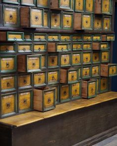 Italian Apothecary Cabinet No2, Antique Cabinets & Storage, Drew Pritchard