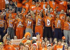 Clemson Basketball College Game Day