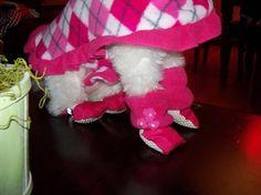 leg warmers - Bijou Dog Fashions
