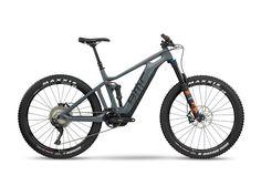 c15b12b942f BMC Trailfox Amp Two 2018, grey orange - E-Bike Fahrrad Fahren, Elektro