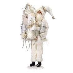 Regency International Santa and Presents Figurine