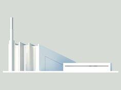 Mosque Design Architectural Design 2 3D View 1