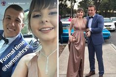This Entire School Community Worked Together To Give A Terminally Ill Teenager Her Dream Formal