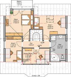 Die 66 Besten Bilder Von Grundriss Fr 6 Zimmer House