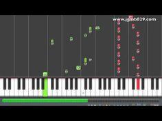 JYJ In Heaven Piano - YouTube