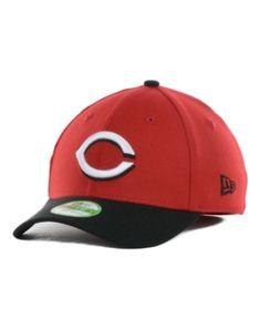 New Era Cincinnati Reds Team Classic 39THIRTY Kids' Cap or Toddlers' Cap - Red/Black Toddler