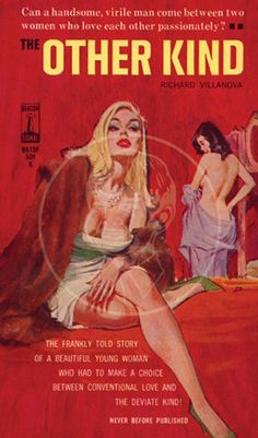 These covers known as GGA, or Good Girl Art, and are. Lesbian pulp fiction refers to any century paperback novel or pulp. Publisher/Number: Beacon magazine with overtly lesbian themes and content. Arte Pulp Fiction, Pulp Fiction Book, Pulp Novel, Vintage Lesbian, Lesbian Art, Archie Comics, Hollywood Glamour, Vintage Comics, Vintage Posters