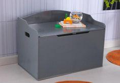 Austin Toy Box - Gray