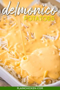 Potato Sides, Potato Side Dishes, Vegetable Side Dishes, Vegetable Recipes, Pesto Pasta, Homemade Cheese Sauce, Good Food, Yummy Food, Potato Recipes