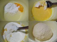 Placinta cu mere si aluat fraged cu iaurt - Rețete Merișor Romanian Desserts, Romanian Food, Food Cakes, Cake Recipes, Cooking Recipes, Ice Cream, Sweets, Cakes, Dump Cake Recipes