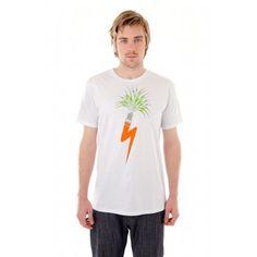 Rock Carrot T-shirt White AU$65. #men #sportswear #fashion