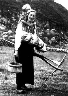 Oline Selda, Sirdal 1936